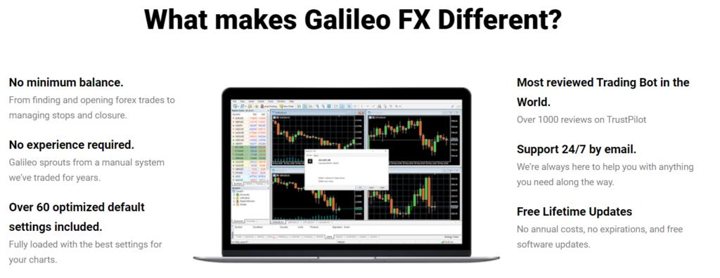 Galileo FX1 - Features
