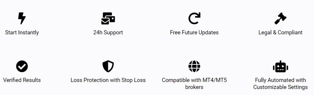 Galileo FX1 - Main Features