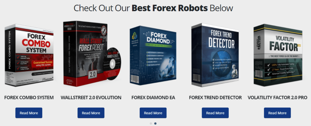 Gold Scalper Pro. FXAutomater has many trading solutions in its portfolio.