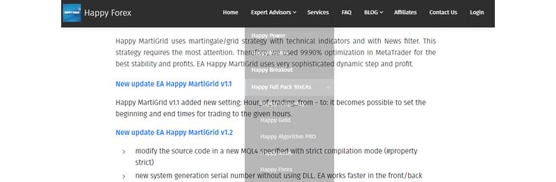 Happy MartiGrid Company Profile