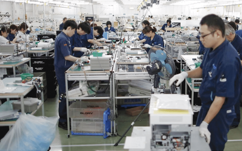 Japan Manufacturing Growth Slows to Four-Month Low
