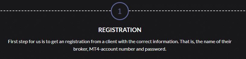 Ohlsen Trading - registration