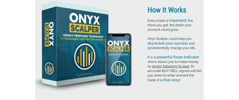 Onyx Scalper. How it works