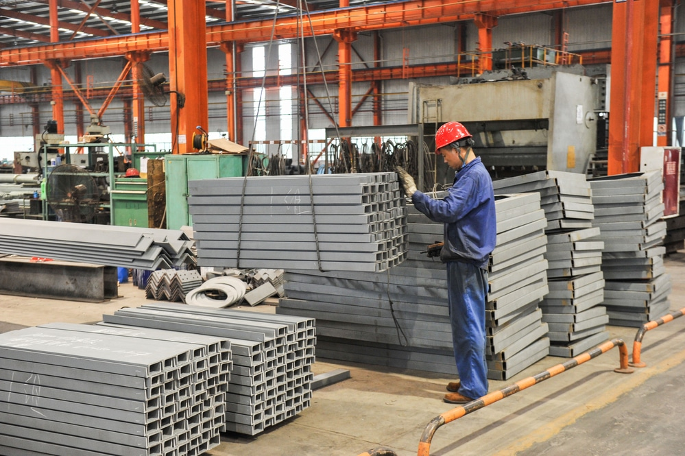 Surging Producer Prices in China Cuts into Business Profits