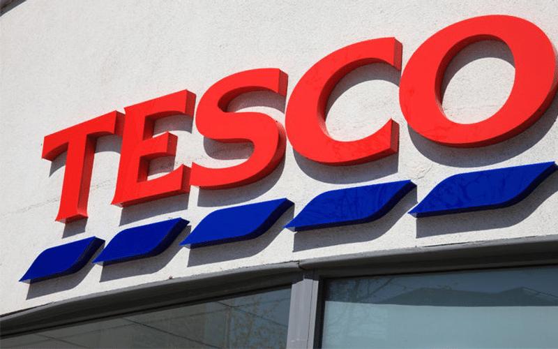 Establishment Reopenings Drag Tesco's UK Sales Growth