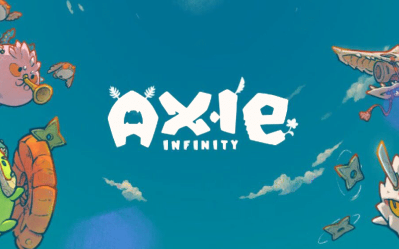 Axie Infinity Post Weekly Gains of Over 156% as Adoption of Gaming-NFT Grows