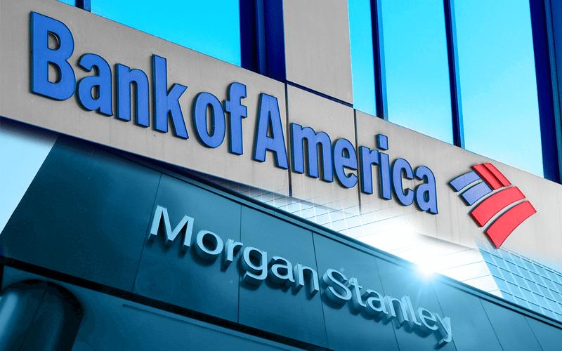 Bank of America, Morgan Stanley Eye Three-Part Debt Sales