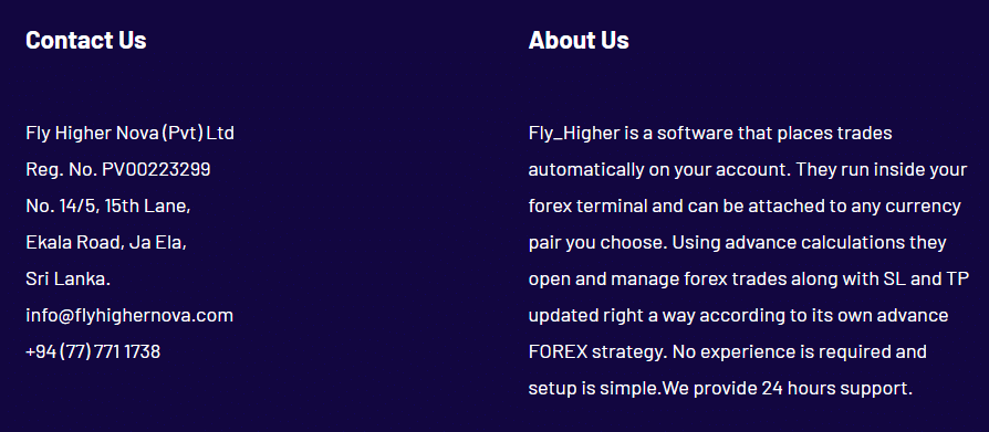 Fly Higher Nova - Company Profile