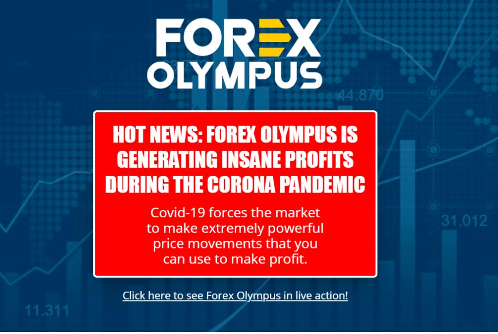 Forex Olympus presentation