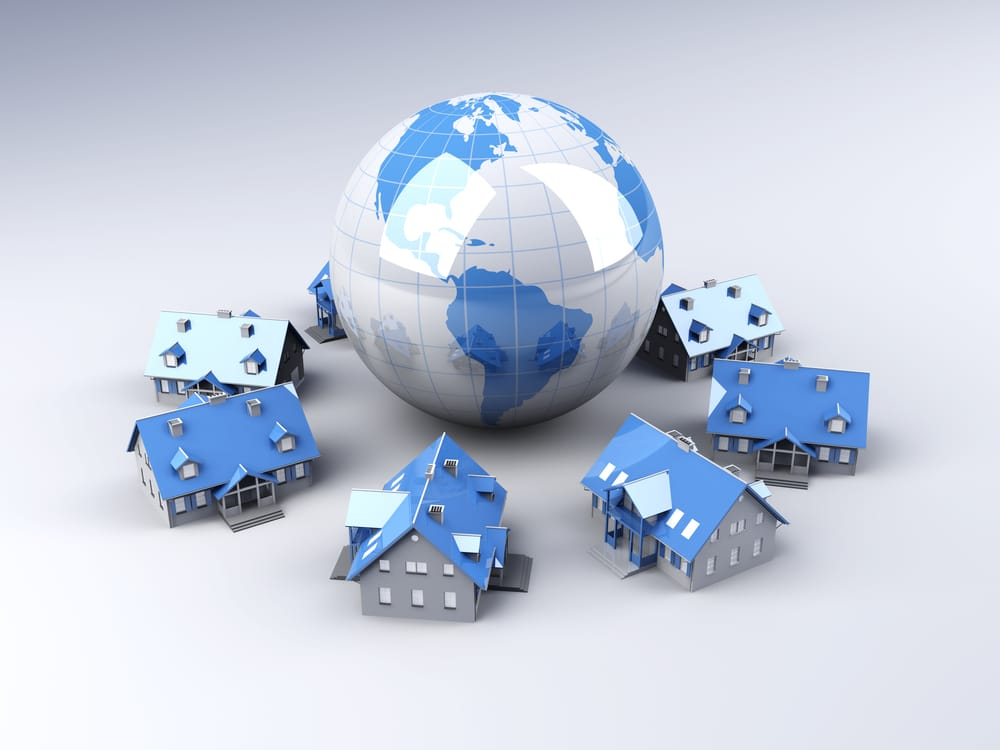 Global Property Prices Surge By Fastest in 15 Years