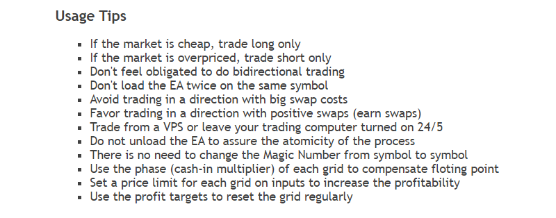 Point Zero Trading Features