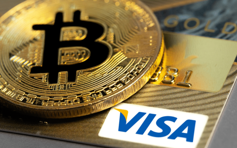 Visa Crypto-Related Transactions Hit $1 Billion in First Six Months of 2021