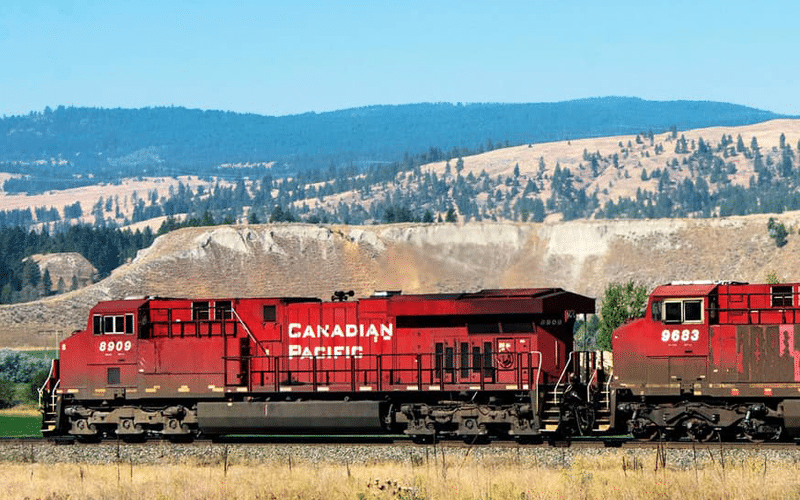 Canadian Pacific Hikes Offer for Kansas City Southern