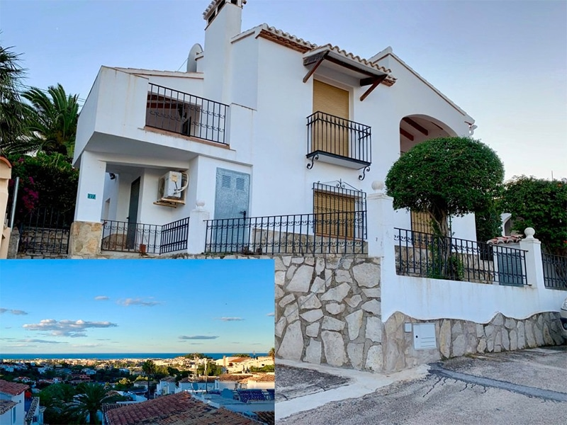 House for sale in the tourist area of Spain