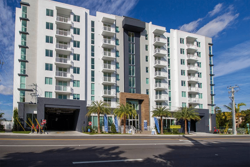 Luxury apartments for rent in Miami