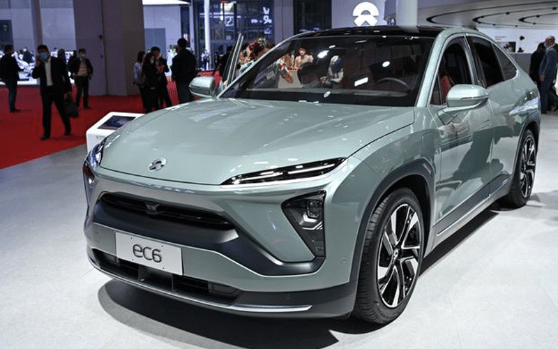 NIO Posts Record-High Quarterly Delivery of 21,896 Vehicles, Net Loss Drops 50%