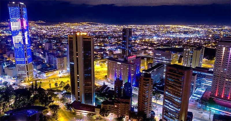 Metropolitan Area of Bogota