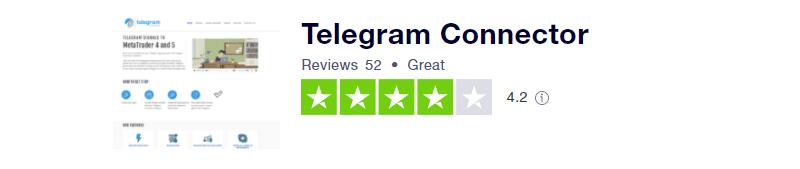 Customer reviews on TrustPilot.