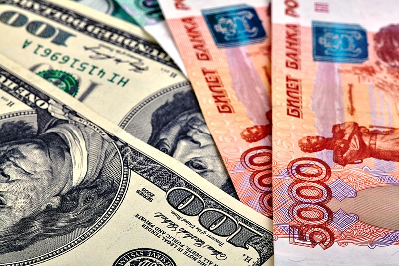 USDRUB Analysis: Ruble Gains After Service Output Signals Expansion