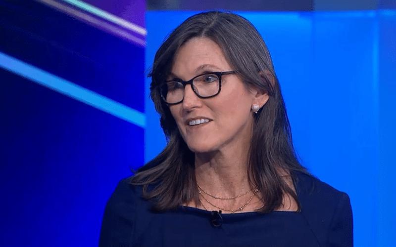 Cathie Wood's ARK Cuts Down on Tesla, Boosts Robinhood