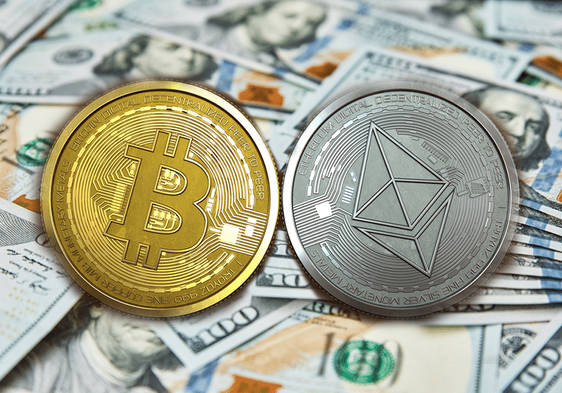 Cryptocurrency Analysis: Why BTCUSD Is Above $50,000 and ETHUSD Nearing All-Time Highs