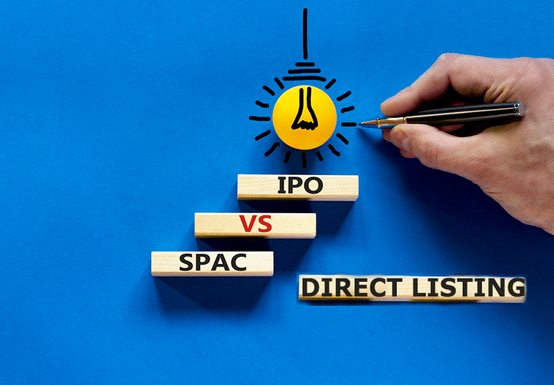 SPAC, IPO, vs. Direct Listing: Which Is Trendier in 2021?