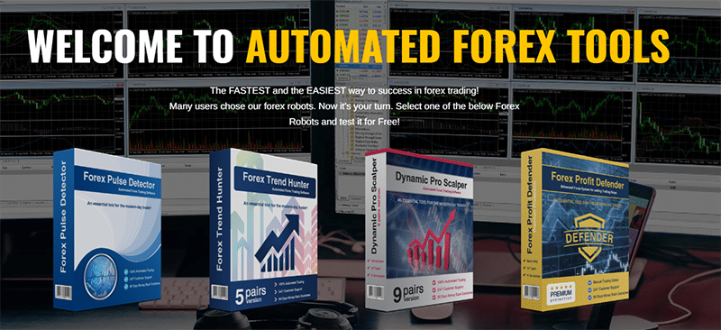 Automated Forex Tools portfolio.