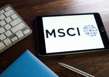 Impact of MSCI rebalance