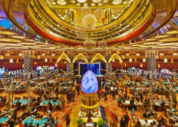 Macau Casino Stocks Shed $18 Billion as China Moves to Tighten Gambling Rules