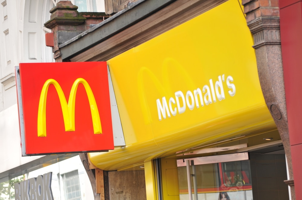 Fast Food Giant McDonald's Started Accepting Bitcoin Payments in El Salvador