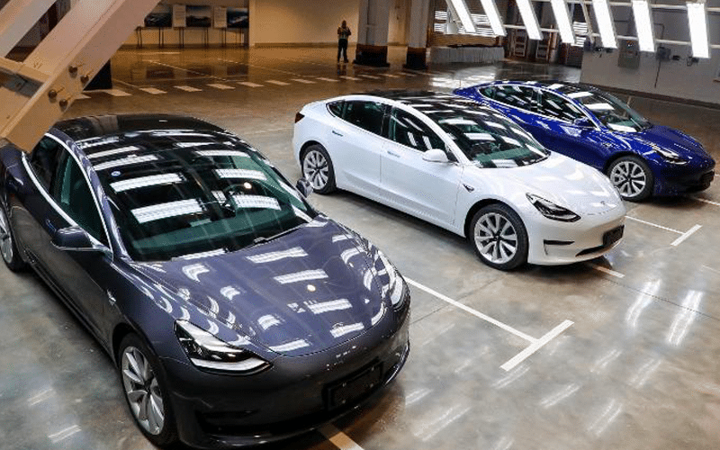 Tesla's China-Made Unit Sales Hit 44,264 in August