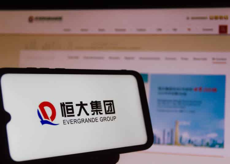 China's Evergrande Slumps Nearly 14% After Collapse of $2.6bln Sale of Property Services Unit